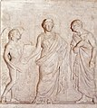 Maria Luisa, Duchess of Lucca aproves the acqueduct.jpg