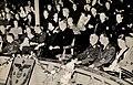Marie og Gulbrand Lunde Et liv i kamp for Norge Rikspropagandaledelsen Blix forlag 1942 Page 022 Festforestilling i Nationaltheatret med Føreren og fru Maria Quisling.jpg