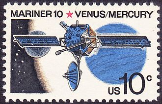 Mariner 10 - Mariner 10 Space probe, Issue of 1975