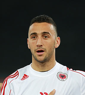 Mario Morina Albanian footballer