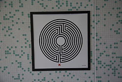 Mark Wallinger Labyrinth 264 - Hounslow East.jpg