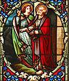 Marmande - Église Notre-Dame - Vitraux -14.JPG