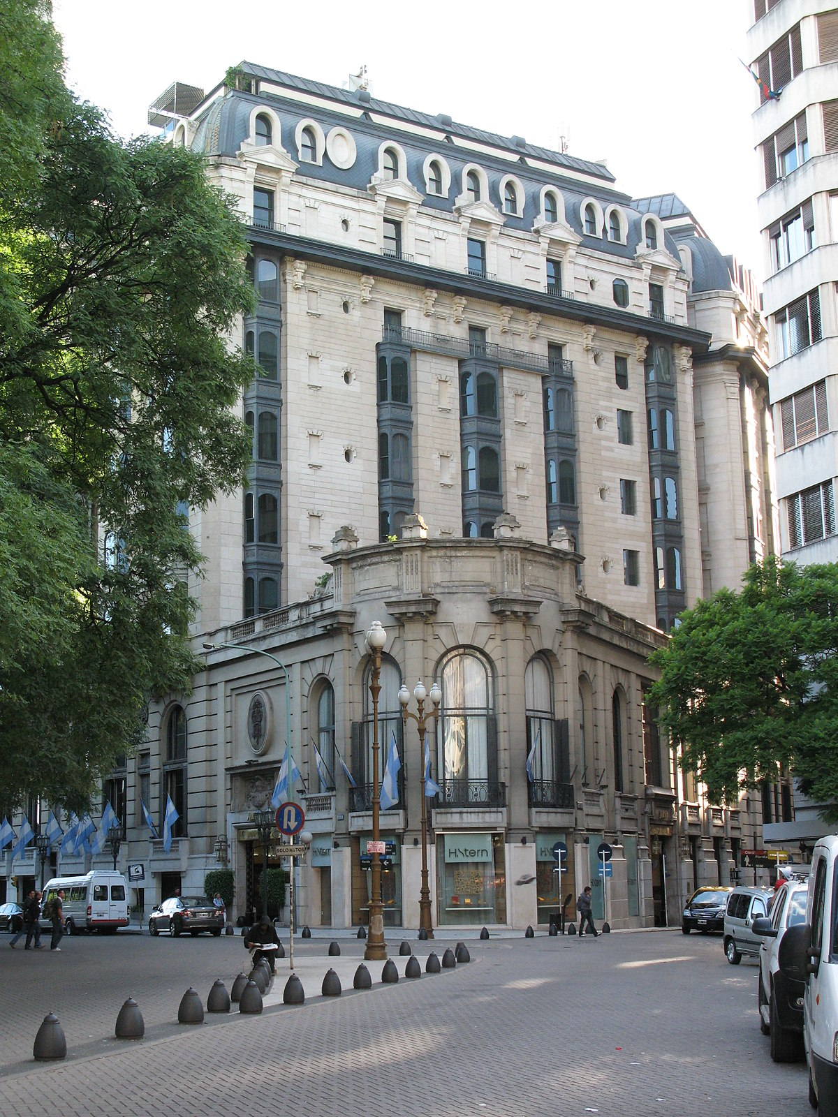 Hotel Exterior: Plaza Hotel Buenos Aires