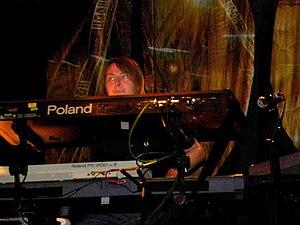 Martin Rebelski - Martin Rebelski at a Doves gig – September 2009