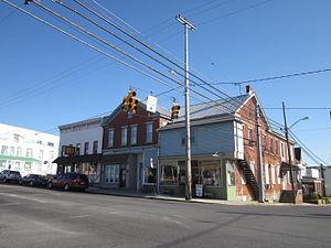 Martinsburg, Pennsylvania - Downtown Martinsburg