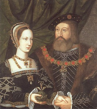 Mary Tudor, Queen of France - Mary Tudor and Charles Brandon