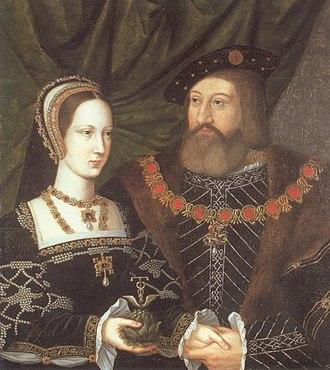 Mary Tudor, Queen of France - Mary Tudor and Charles Brandon