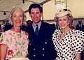 Marylou Whitney with His Royal Highness, Prince Charles, and Jorie Kent in Palm Beach.jpg