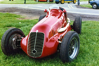 Maserati 4CL and 4CLT
