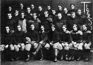 "Massillon Tigers - 1905 Massillon Tigers, ""Ohio League"" Champions."