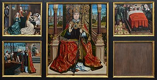 Altarpiece of St. Nicholas