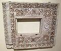 Mastranza pisano-lucchese, pluteo con decorazione fogliacea, 1150-1200 ca., s. jacopo, altopascio.JPG