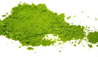 History of tea in Japan - Matcha tea powder