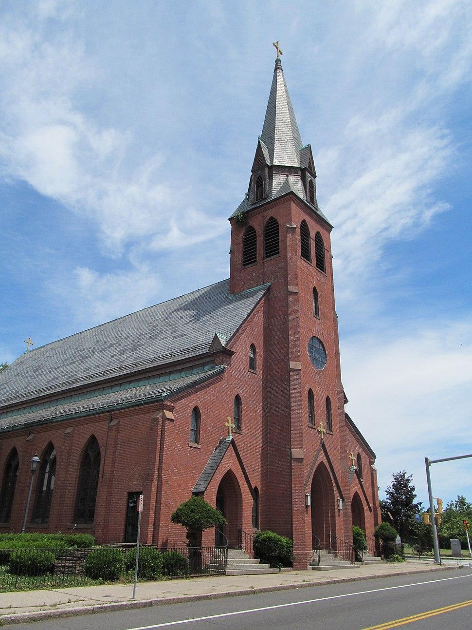 Mater Dolorosa Parish, Holyoke MA