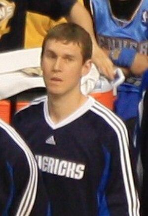 Matt Carroll (basketball) - Carroll with the Mavericks in 2009