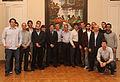 Mauricio Macri con los primeros ganadores del Hackatón (7223833976).jpg