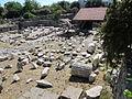 Mausoleo di alicarnasso, piano con rovine 02.JPG