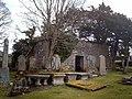 Mausoleum of the Shaw-Stewart Family - geograph.org.uk - 158233.jpg