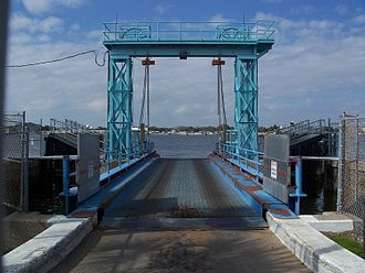 Mayport Ferry - The Mayport Ferry