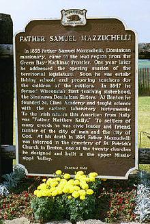 Samuel Mazzuchelli Wikipedia