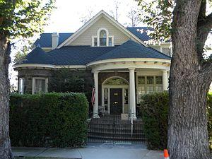 McCarthy–Platt House - Image: Mc Carthy Platt House