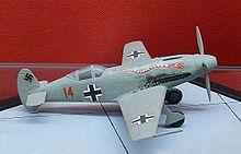 Trumpeter 02409 - Messerschmitt Bf 109G-10 - Aircraft model 1:24 ...