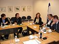 Meeting with MK Jacob Edri and MK Yohanan Plessner (4246039910).jpg