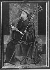 Heiliger Abt (Hl. Benedikt?)