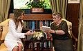 Melania Trump with Nechama Rivlin in Israel 2017 (3).jpg