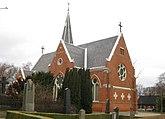 Fil:Mellangrevie kyrka 2010.jpg