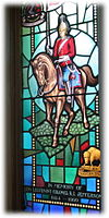 Memorial Stained Glass window, 2770 LCol KL Jefferson, Royal Military College of Canada.jpg