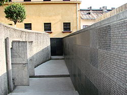 Memorial Wall - Museum of Arrested Thought - Sighet - Romania.jpg