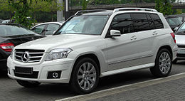Mercedes Benz Classe Glk Wikipedia
