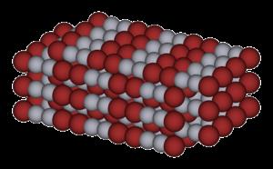 Mercury(I) bromide - Image: Mercury(I) bromide xtal 3D SF