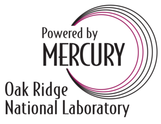 Mercury (metadata search system) - Mercury Metadata Search System