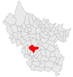 Location of Merei
