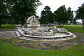 Merrill Humane Fountain in July 2013 - 10.jpg