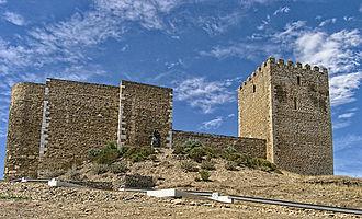 Mértola - Mértola castle, Mértola, Portugal