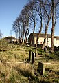 Methodist Churchyard, Deighton Road, Deighton, Huddersfield - geograph.org.uk - 360776.jpg
