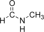 Struktur von N-Methylformamid