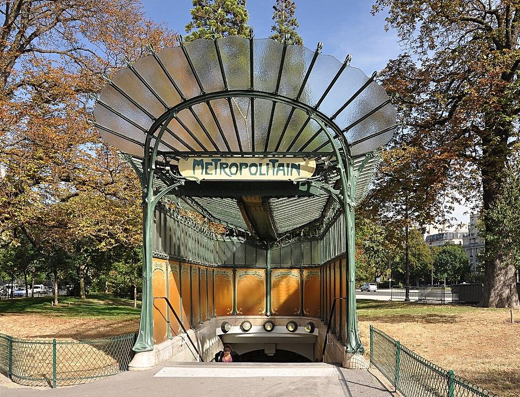 Art nouveau - Portes ouvertes paris dauphine ...