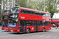 Metroline VW2024 on Route 34, Walthamstow Central (15745918551).jpg