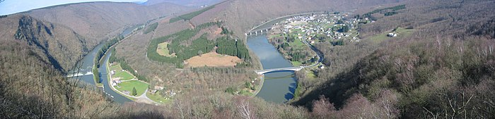 View of the Meuse in the French Ardennes Meuse, in the french ardennes.JPG