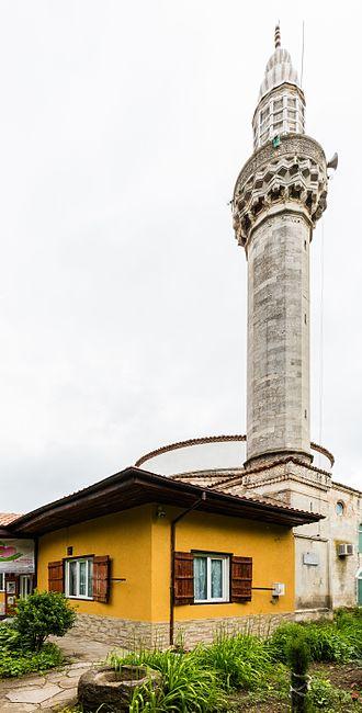 Razgrad - Ahmet Bey mosque in Razgrad