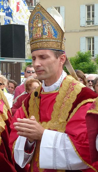 Roman Catholic Diocese of Tarbes-et-Lourdes - Bishop Nicholas Brouwet