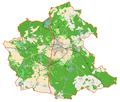 Międrzyrzecz (gmina) location map.png