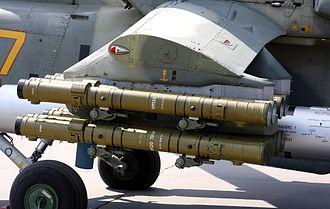 9M120 Ataka - Image: Mi 28N (7)