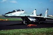MiG-29 at Farnborough