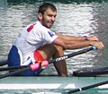 Michal Plocek Aviron 2015 - World Championships - 64 (cropped).JPG