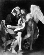 Michelangelo Merisi da Caravaggio - St Matthew and the Angel - WGA04127.jpg